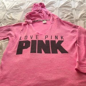 Victoria's Secret Pink sweatshirt. Gently used.
